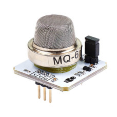 Датчик углеводородного газа MQ-6 / Troyka-модуль