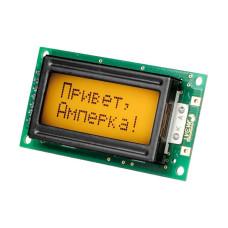 МЭЛТ LCD текстовый дисплей 8×2