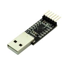 RobotDyn преобразователь интерфейсов USB-UART / CP2104 / USB Stick