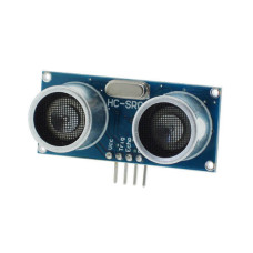 Ультразвуковой дальномер HC-SR04