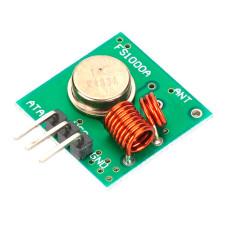 Беспроводной передатчик FS1000A  / 433 МГц